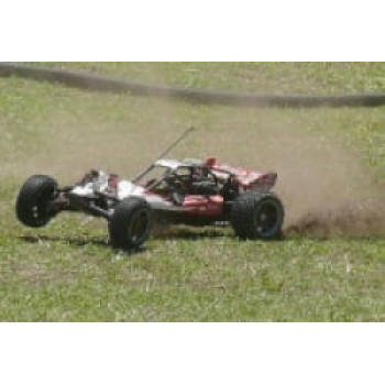 HPI BAJA RTR 5B-1 2.0 2WD 1/5 SCALE BUGGY WITH WITH 2.4GHz - (RED)