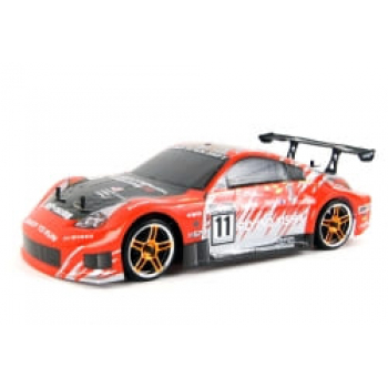 1/10th scale on road drifting car