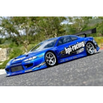 Nitro RS4 3 Drift RTR with Nissan Silvia Body