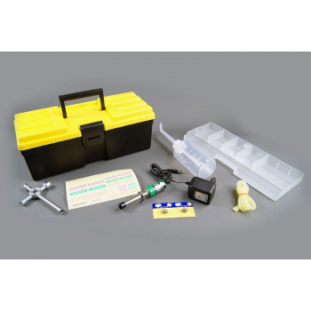 HANDY CASE WITH TOOL KIT FOR