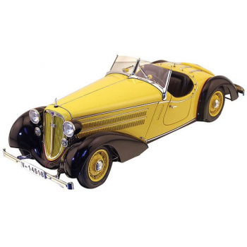 Audi 225 Front Roadster 1935 1/18 Limited Edition Black/Yellow