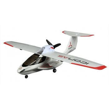 Ultra Micro ICON A5 BNF with AS3X Technology   by ParkZone (PKZU2380)