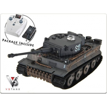 1/72 RC TANK GERMAN TIGER I (S13) ID2