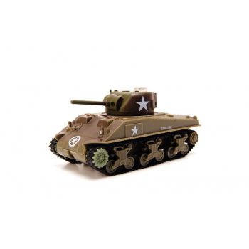 1/72 RC TANK SINGLE SET US M4A3 SHERMAN (CABALLERO)