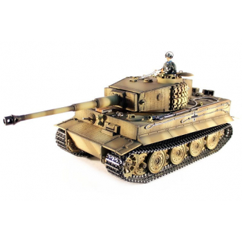 German Tiger 1 Metal Edition Late Version масштаб 1:16 2.4G - TG3818-1D