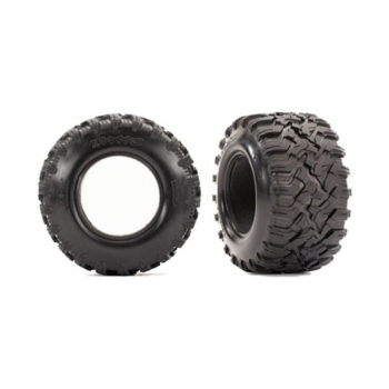 "Tires, Maxx All-Terrain 2.8"" (2)/ foam inserts (2) TRA8970"